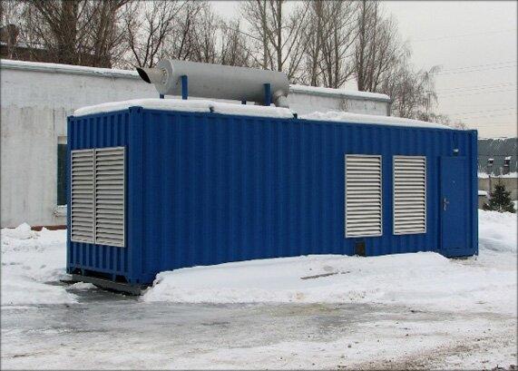 Блок контейнер Север